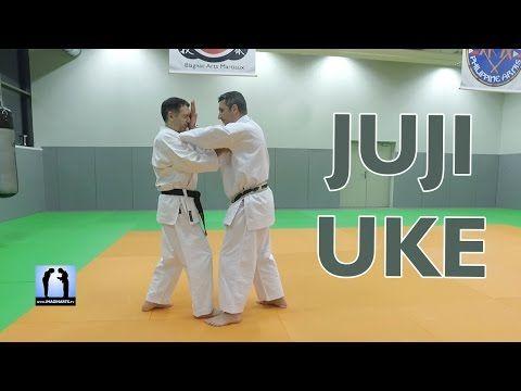 Juji Uke , le blocage en croix de Karaté [vidéo]