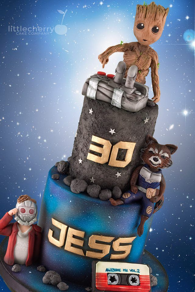 guardians of the galaxy wedding cake 29 best images on cake ideas and 15009