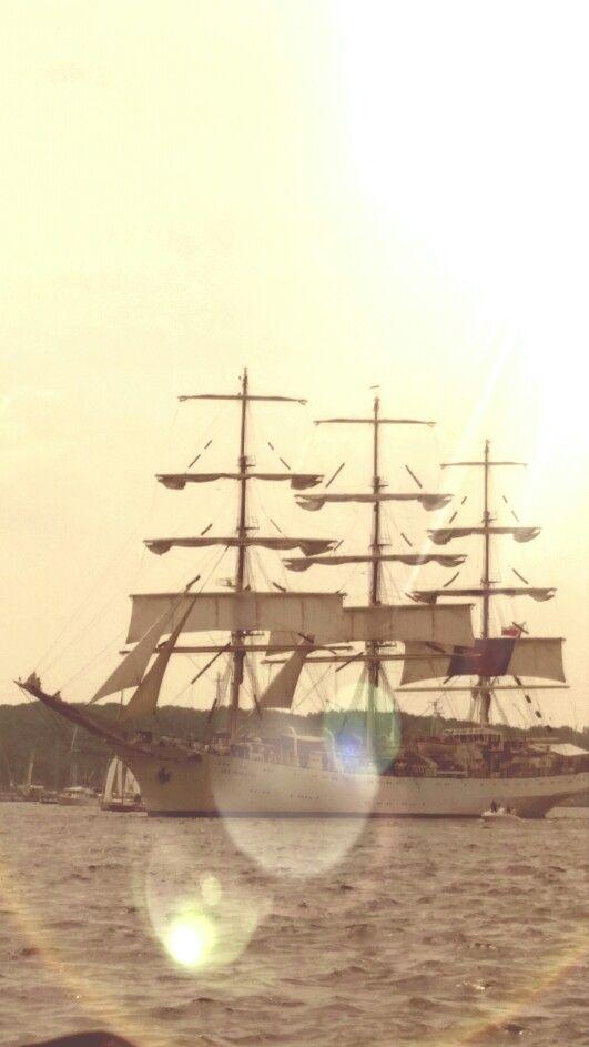 Sailing Kieler Woche Germany