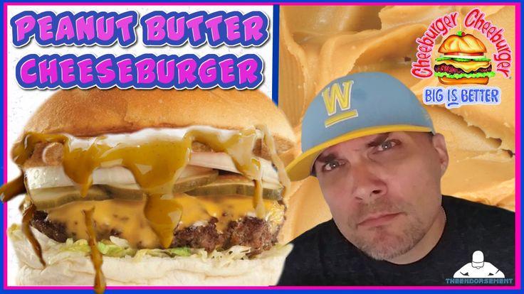CHEEBURGER CHEEBURGER® | PEANUT BUTTER CHEESEBURGER REVIEW | THEENDORSEMENT