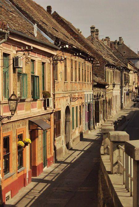 Old Town of Novi Sad, Vojvodina, Serbia
