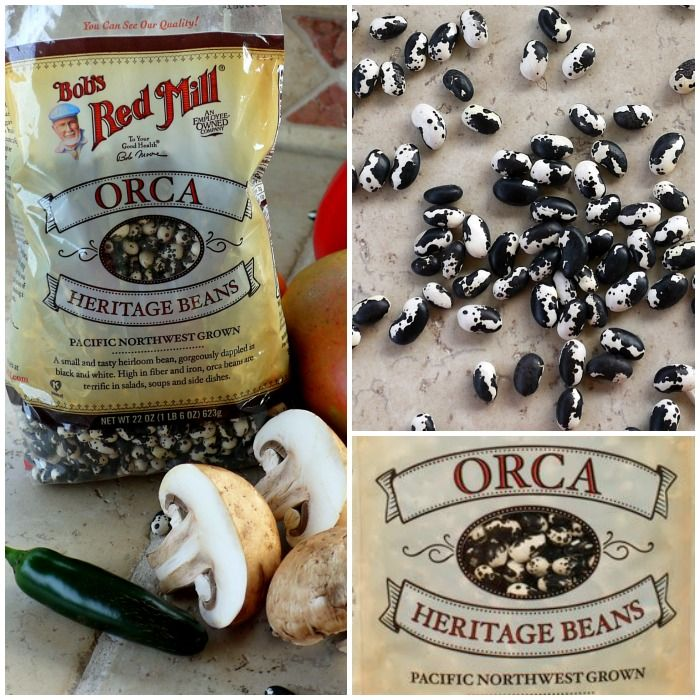 Orca Beans chili