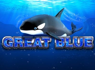 """Newtown Casino Mobile """"Great Blue"""" Free Slot Game http://newtown-casino.com/"""