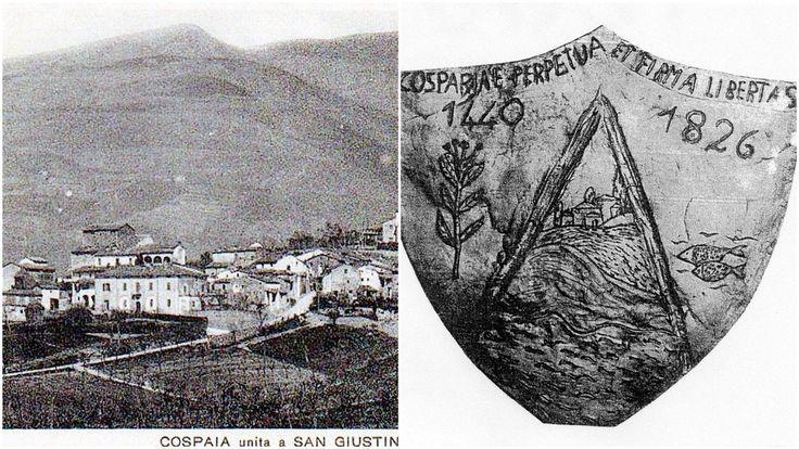 Republika Cospaia bola vytvorená nešťastie v Taliansku, ale ešte viac ako štyri storočia rástla