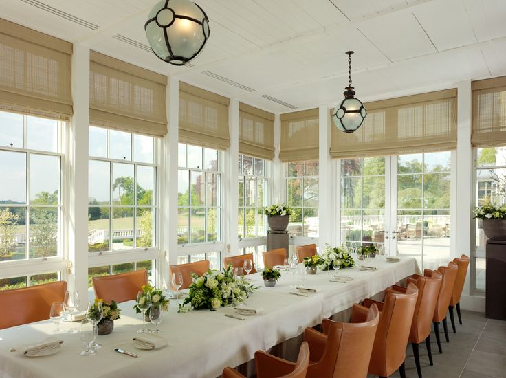 Wedding in the Conservatory at Coworth Park