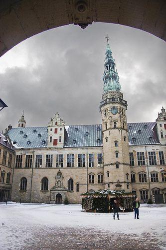 Helsingør, Denmark, Kronborg Castle