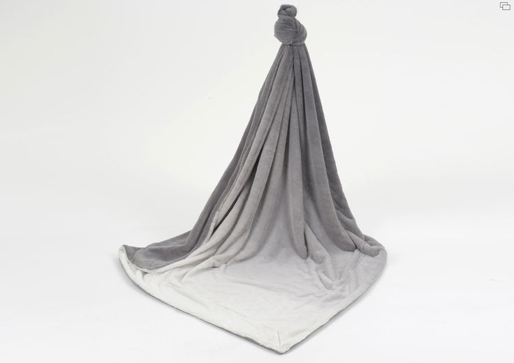 Plaid tie & dye 130 x 170 Amadeus sur lmladeco.com