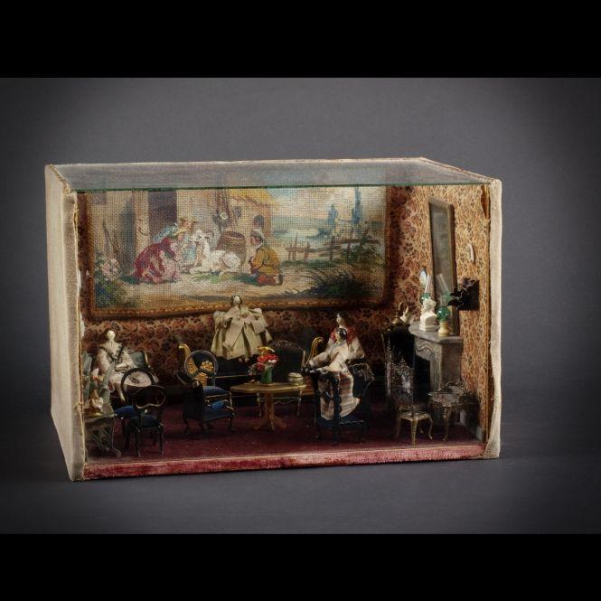 Les 126 meilleures images propos de jouets anciens sur for Interieur 19eme siecle