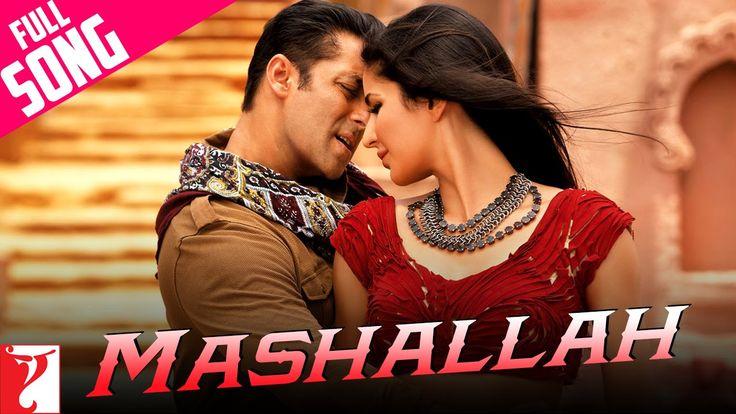 Mashallah - Full Song   Ek Tha Tiger   Salman Khan   Katrina Kaif   Wajid   Shreya Ghoshal - YouTube