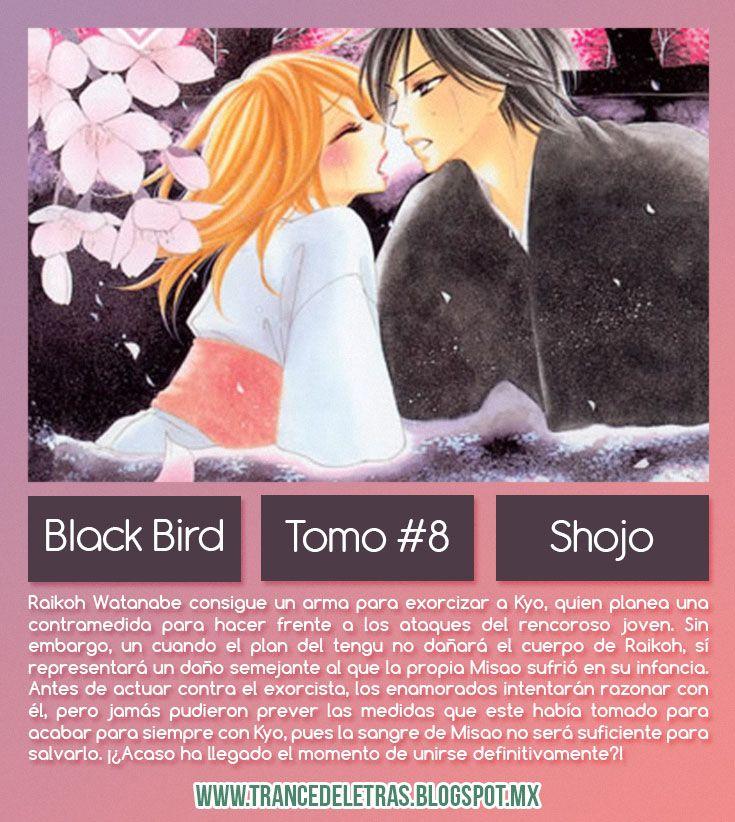 Black Bird #8 de Kanoko Sakurakouji