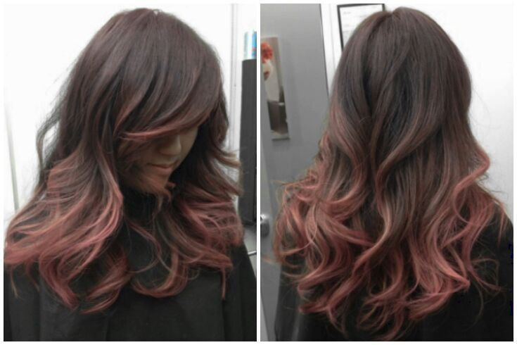 Pink Champagne ombre by Guy Tang | Yelp