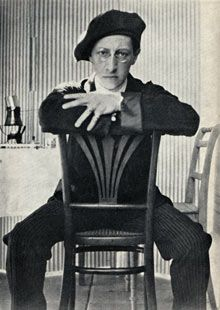 """Stravinsky in 1914. Article- """"How Stravinsky's Rite of Spring has shaped 100 years of music.   Piece first performed in Paris exactly 100 years ago emblematic of era of great scientific, artistic and intellectual ferment""""  By George Benjamin; The Guardian. (http://www.guardian.co.uk/music/2013/may/29/stravinsky-rite-of-spring)"""