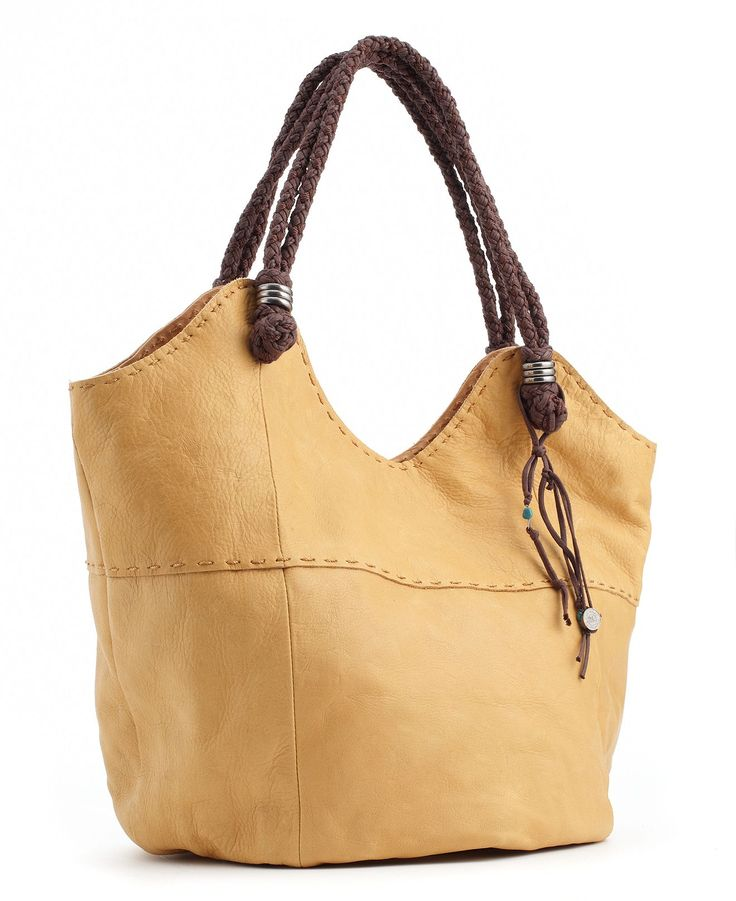 The Sak Handbag, Indio Leather Tote, Large - Tote Bags - Handbags & Accessories - Macy's