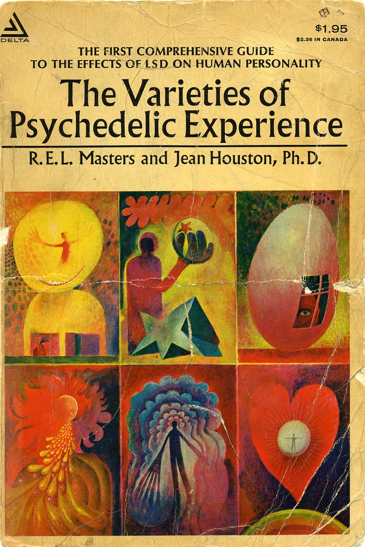 The Varieties of Psychedelic Experience 1967