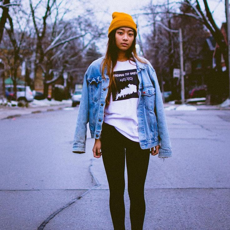 FADING TO GREY TEE - Outfit Assemble