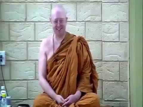 Medytacja miłującej dobroci - Ajahn Brahm - YouTube