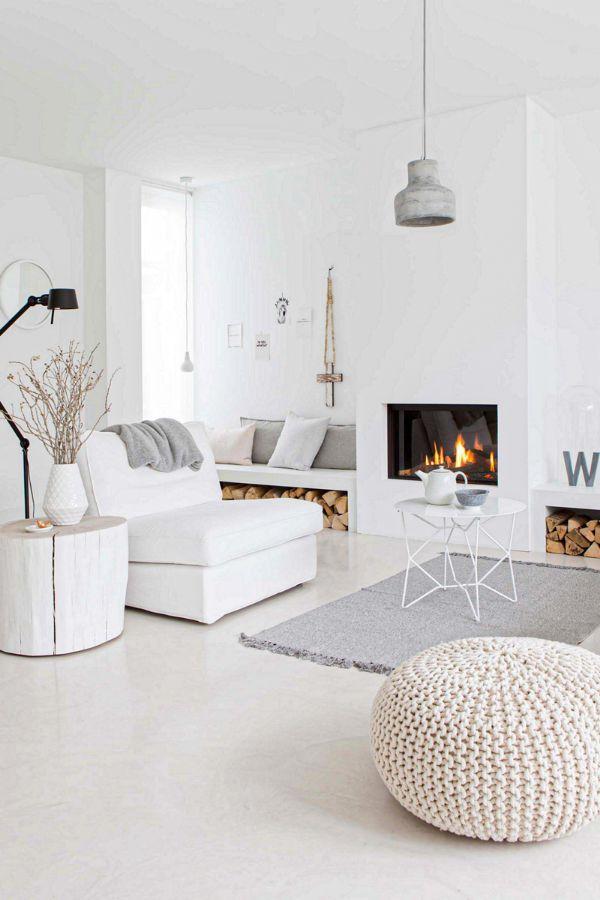 47 Best Minimalist Living Room Design Ideas For Your Home Part 26 Living Room Scandinavian Living Room White Warm Living Room Decor