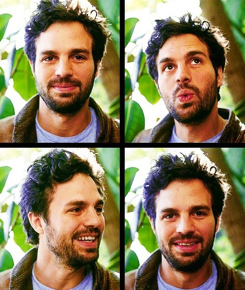 Mark Ruffalo. My husband knows i'd leave him in heart beat ;P
