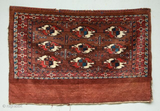 Turkmen Yomud Chuval Antique Rugs And Textiles Pinterest