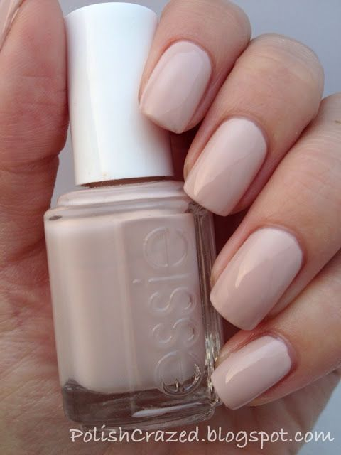 Polish Crazed: Topless and Barefoot- Essie