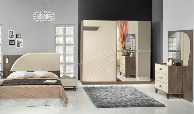 Safir Yatak Odası En Güzel Yatak Odası Modelleri Yıldız Mobilya Alışveriş Sitesinde #bed #bedroom #avangarde #modern #pinterest #yildizmobilya #furniture #room #home #ev #young #decoration #moda       http://www.yildizmobilya.com.tr/