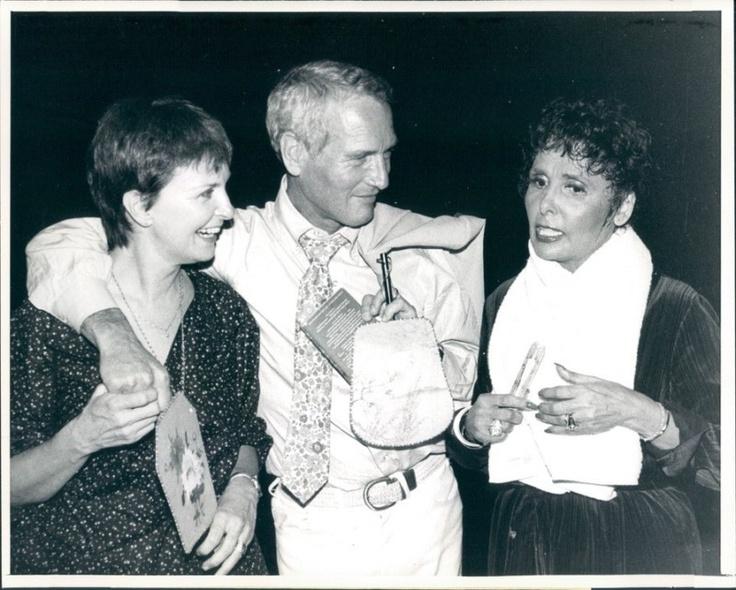 Joanne Woodward, Paul Newman & Lena Horne