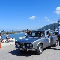 Alfa Romeo GT 2000. 1972.