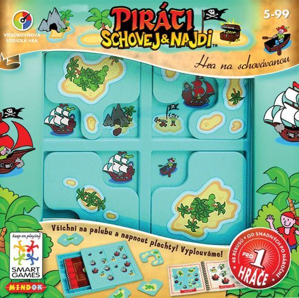 5+ Piráti schovej a najdi - SMART games