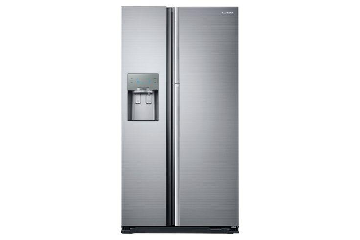 17 mejores ideas sobre frigorifico americano en pinterest - Frigorifico doble puerta ...