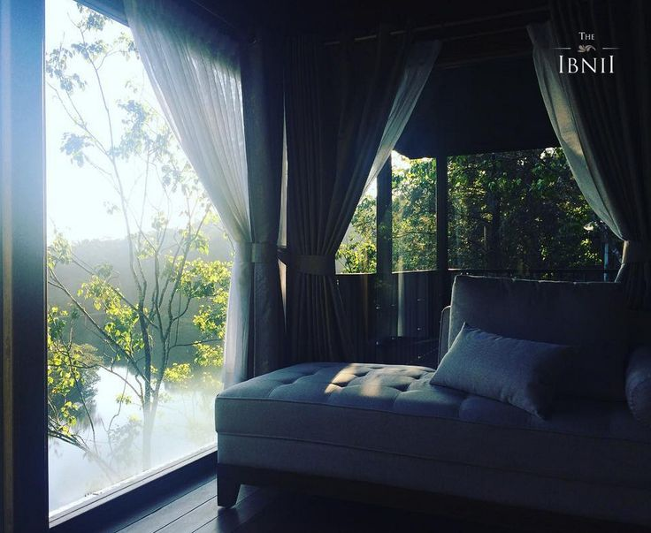 A view to wake up to at Arnetta, our luxury wooden cottages #ecoluxe #ecoresort #cabininthewoods #coorg #resort #resorts #retreat #woodencottage #travel #holiday #vacation #coorg #luxuryresort #luxury #nature Image may contain: indoor