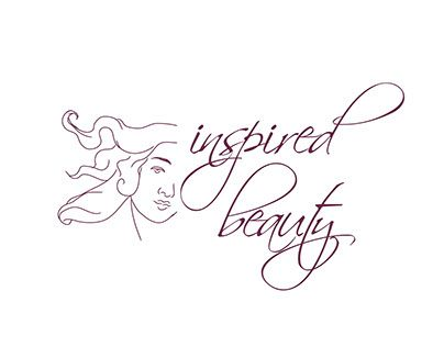 "Check out new work on my @Behance portfolio: ""inspired beauty logo"" http://be.net/gallery/45063141/inspired-beauty-logo"