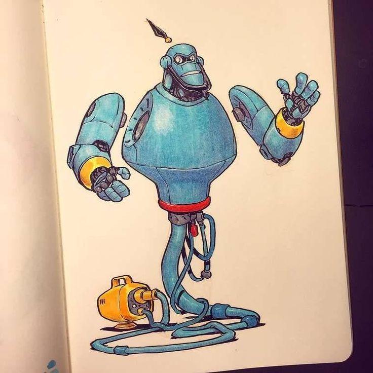 Master-CazCaz — iamtheaardvark: pr1nceshawn: Pop Robots by...