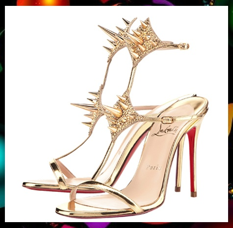 """""""Lady Max"""" by Louboutin  from blog:  http://geeliciouspassion.wordpress.com/2012/06/06/loving-louboutin/"""
