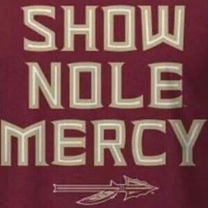 .That is definitely what they are doing this season!! GO NOLES!!