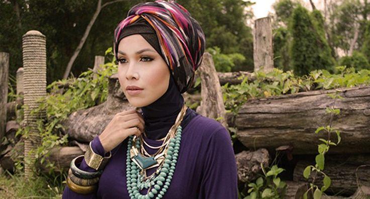 Muslim Fashion On The Streets