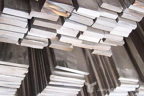 304 Polished Bright Stainless Steel Flat Bar