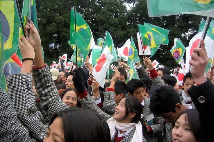 Comunidade brasileira no Japão volta a crescer após 6 anos seguidos de retração – Mundo-Nipo