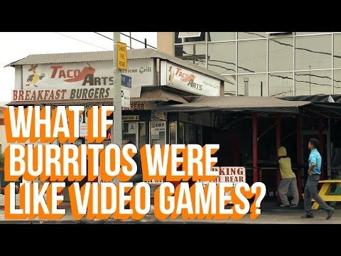 A Tale of Burritos and Console Games