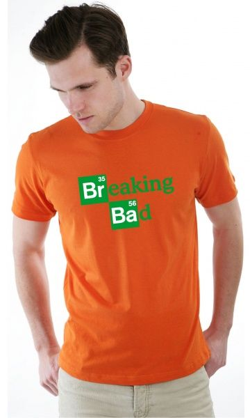 Camiseta Breaking Bad Logo - Loja de Camisetas|Camisetas Era Digital