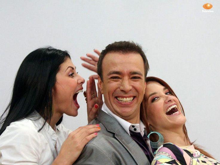 Tania ,Amanda y Rauk