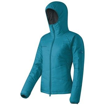 Mammut Pike PrimaLoft® Jacket - Insulated (For Women) in Ocean