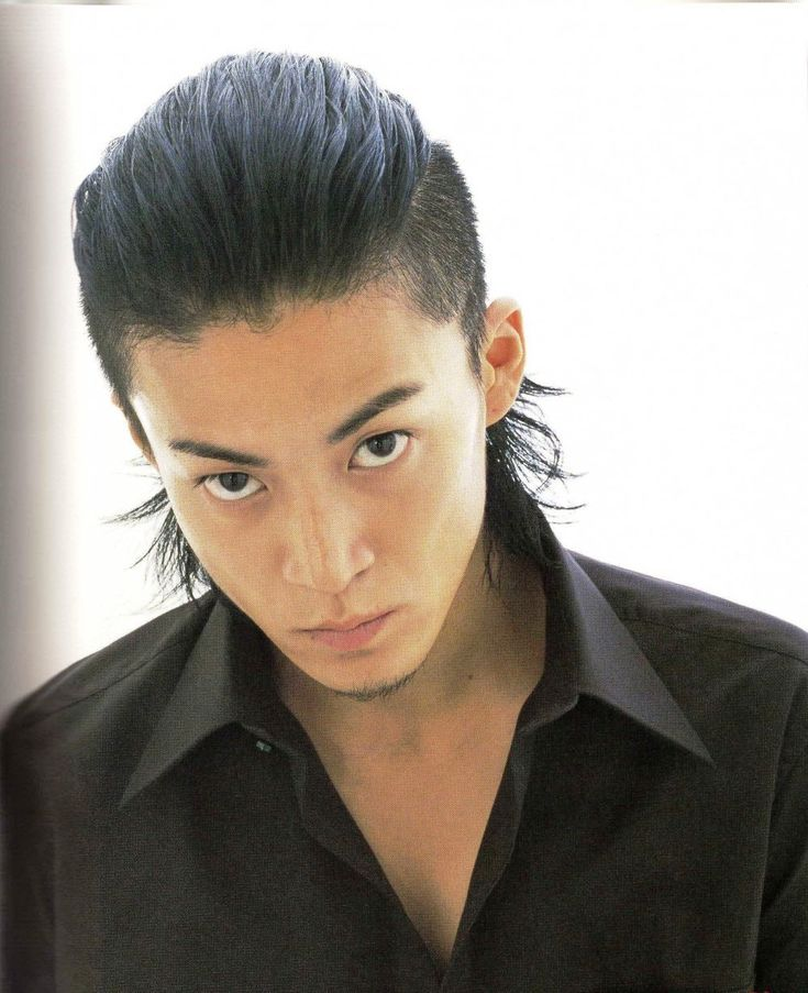 yesterday obsession..genji from crows zero