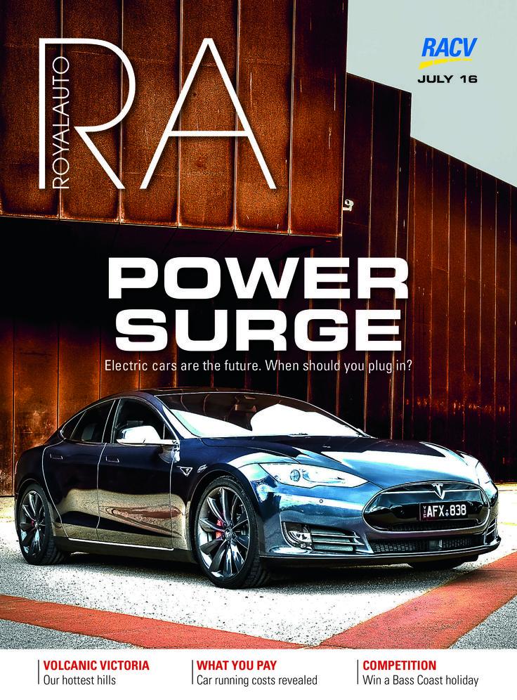 RoyalAuto, July, 2016. Electric cars in Australia. Photo: Anne Morley. #electriccars #royalauto #motoring #tesla