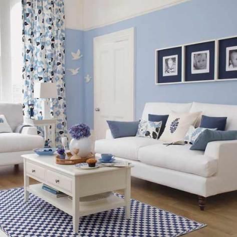 242 best images about Interior Design Blue Livingroom inspiration
