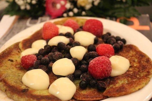 Kutsu vapauteen: Proteiini-pinaatti-letut- VHH, gluteeniton ja viljaton