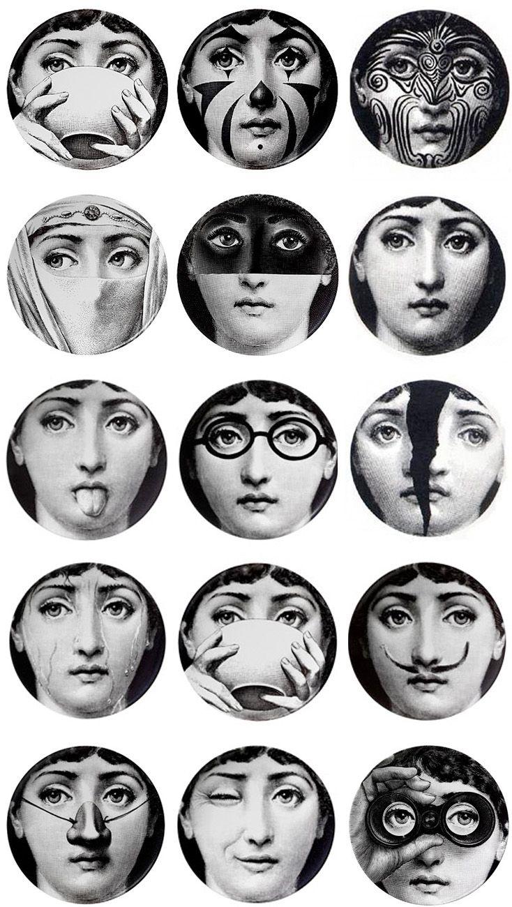 Fornasetti Art Prints 149 Best Fornasetti Images On Pinterest Italian Art Altered Art