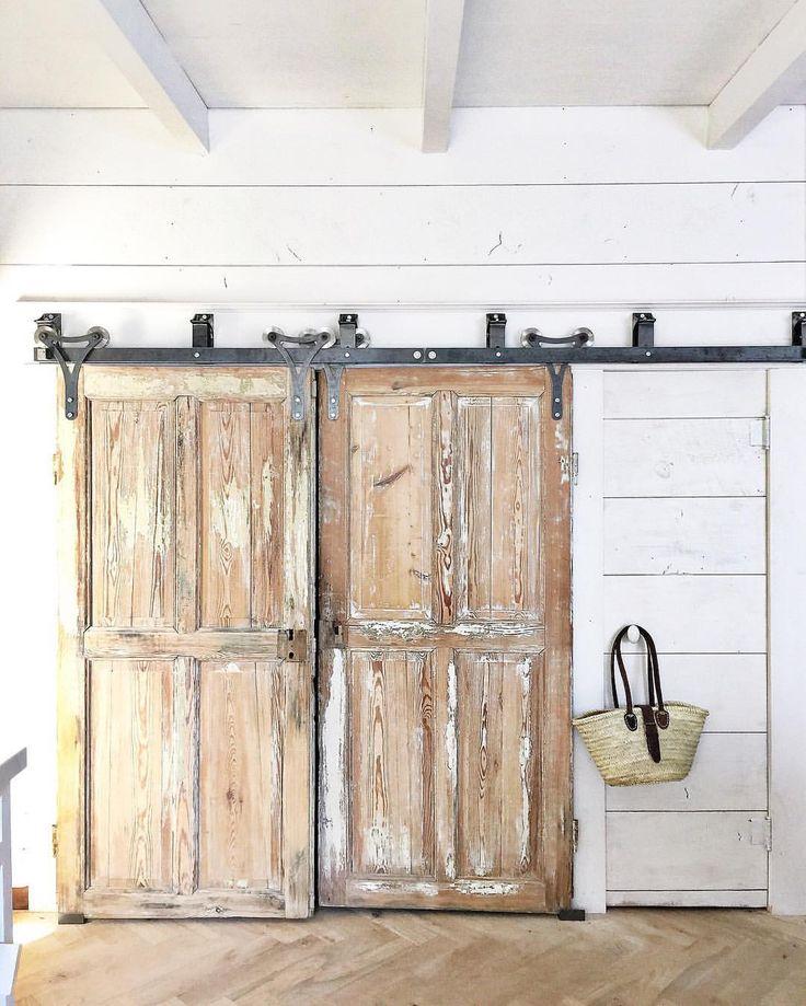 17 best ideas about bypass barn door hardware on pinterest for Bypass barn doors
