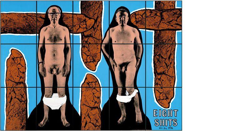 Gilbert&George: il corpo, specchio e riflesso della società e dell'individuo  http://artecracy.eu/gilbertgeorge-corpo-specchio-riflesso-della-societa-dellindividuo/