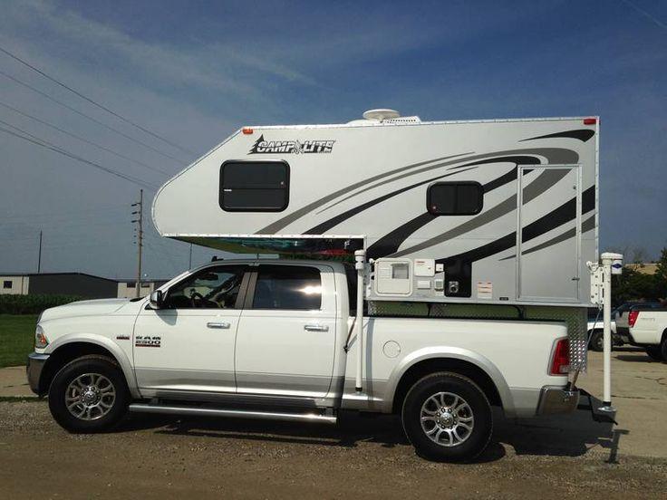 2015 Livin Lite Camplite 6.8TC, Truck Campers RV For Sale ...