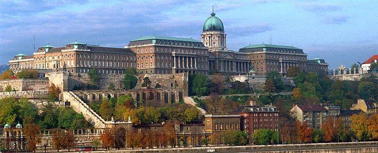 Buda Castle http://voyostravel.com/buda-castle-budapest-hungary/